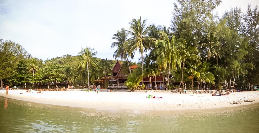 Retour en Thaïlande