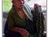 Vieil homme - Birmanie - Myanmar