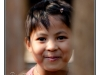 Little girl in Hsipaw - Burma - Myanmar