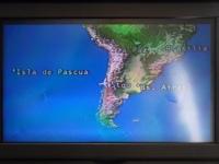 Situation dans l'océan Pacifique
