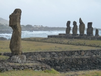 Site Moais de Hanga Kioe