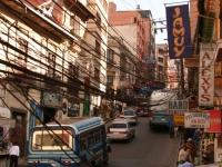 Ca grimpe ! Notre rue à La Paz