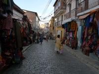 Rue des sorcières à La Paz