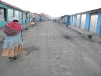 Quartier populaire de La Paz