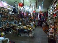 Boutique de sorcière à La Paz