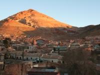 """""""el cerro rico"""", la montagne riche (mine)"""