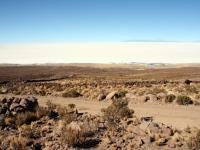 Panorama depuis le volcan Tunupa