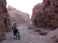 Vallée de la mort en vélo