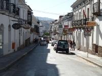Centre ville de Sucre