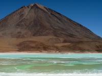 Laguna Verde + Licancabur