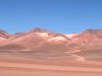Panorama montagne aux 7 couleurs