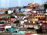 Valapraiso: ville colorée