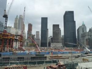 Chantier de Ground Zero