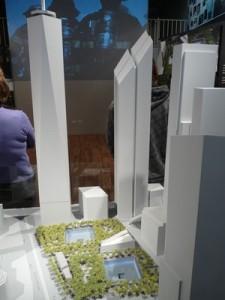 Futures tours de Ground Zero