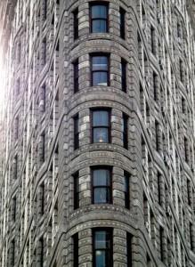 Flat building: le 1er building au monde