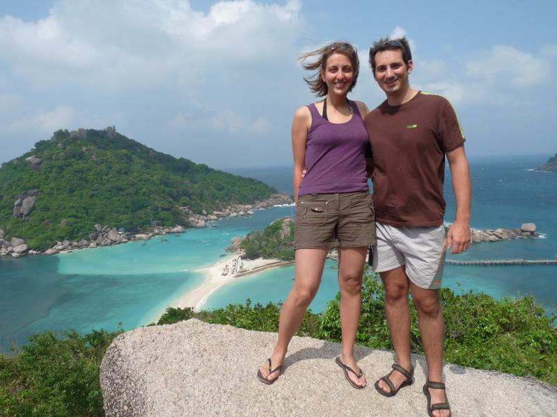 Petite ile proche de Koh Tao